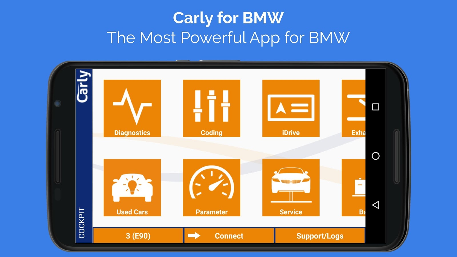 carly for bmw lite android apps on google play. Black Bedroom Furniture Sets. Home Design Ideas