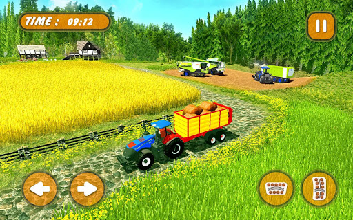 mod Grand Tractor Forage Farming Simulator 2018 3D 1.0 screenshots 2