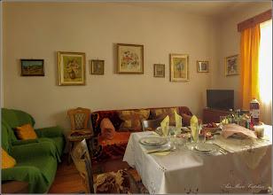 Photo: O masa tradițională de Paști in familie, - Turda, Str. Motilor, Nr.4  - 2019.04.28