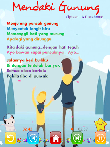 Lagu Anak Indonesia Lengkap filehippodl screenshot 24