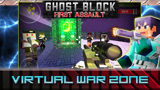 Ghost Blocks: First Assault