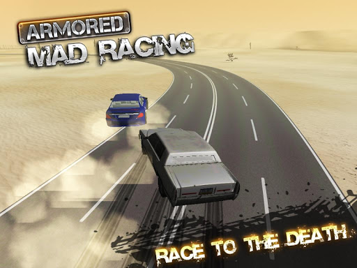 Armored Racing Battle