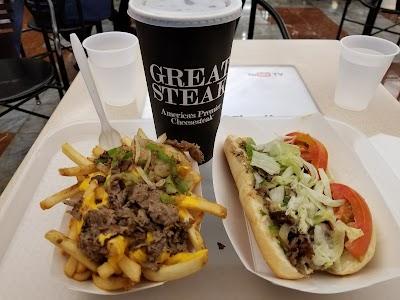 Great Steak Parking - Find Cheap Street Parking or Parking Garage near Great Steak | SpotAngels