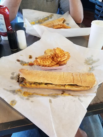 Phat Philly's Cheesesteaks image