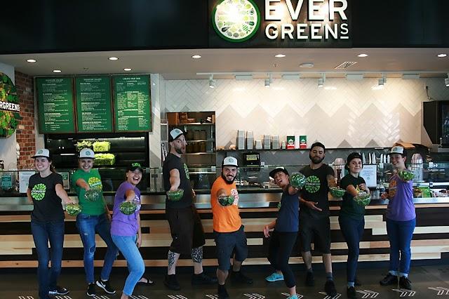 Evergreens Salad image