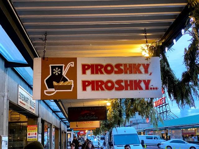 Piroshky Piroshky