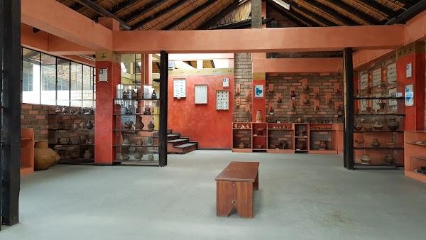 Popular tourist site Museo de las Culturas Aborigenes in Cuenca