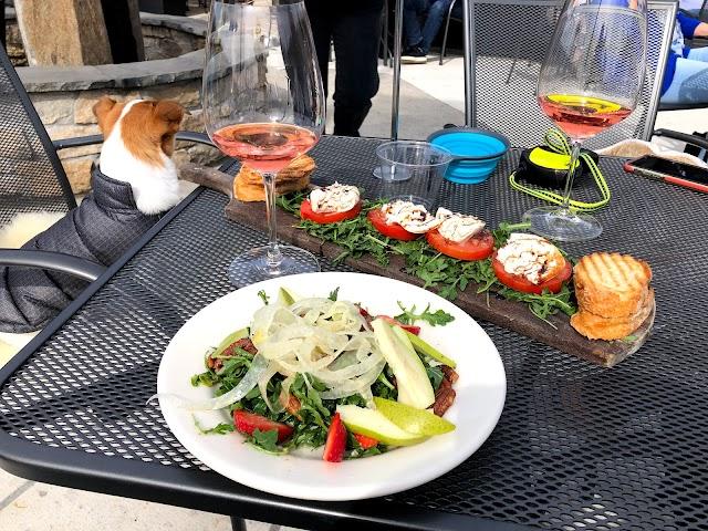 Gorman Winery Hollywood Hill Tasting Room