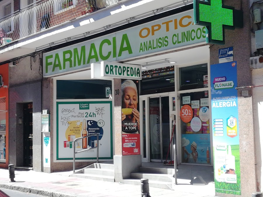 Foto farmacia Farmacia Ortopedia Cebreros 30