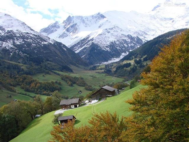 Swiss Alps image