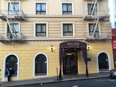 Hotel Bijou Parking - Find Cheap Street Parking or Parking Garage near Hotel Bijou | SpotAngels