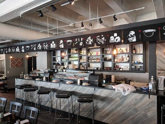 Soko Sushi & Saki Bar