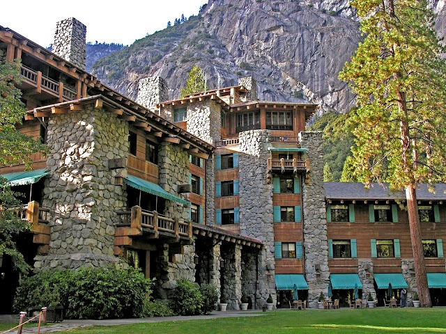 List item The Majestic Yosemite Hotel image