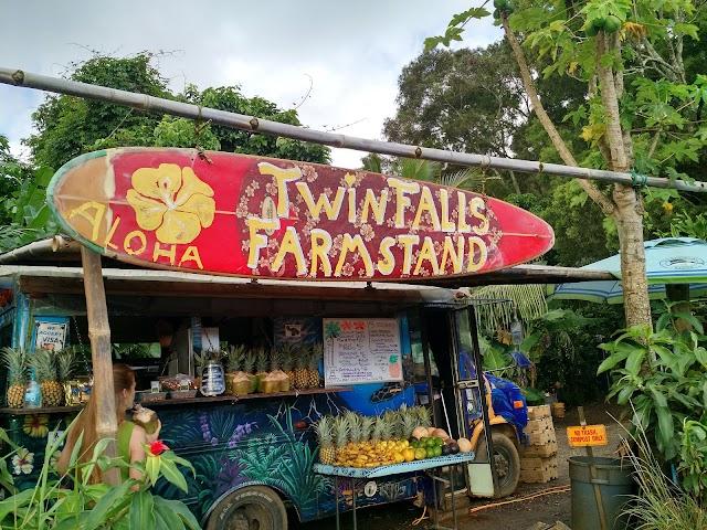 Twin Falls Maui Farm Stand image