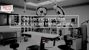 RED Medical Supplies Vancouver Office
