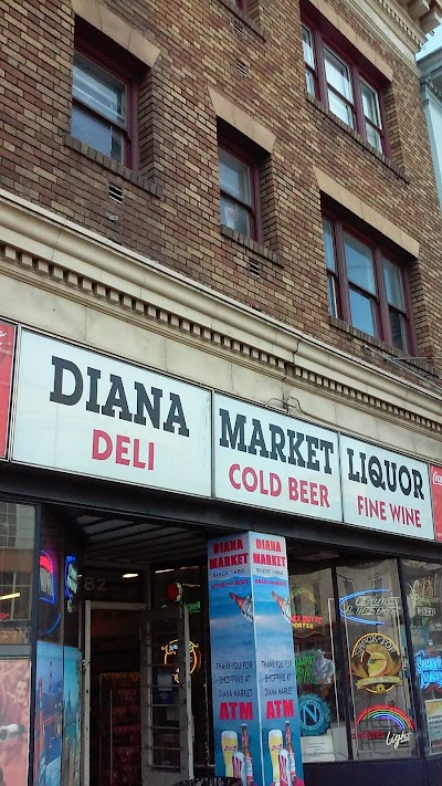 Diana Market No 2 Parking - Find Cheap Street Parking or Parking Garage near Diana Market No 2 | SpotAngels
