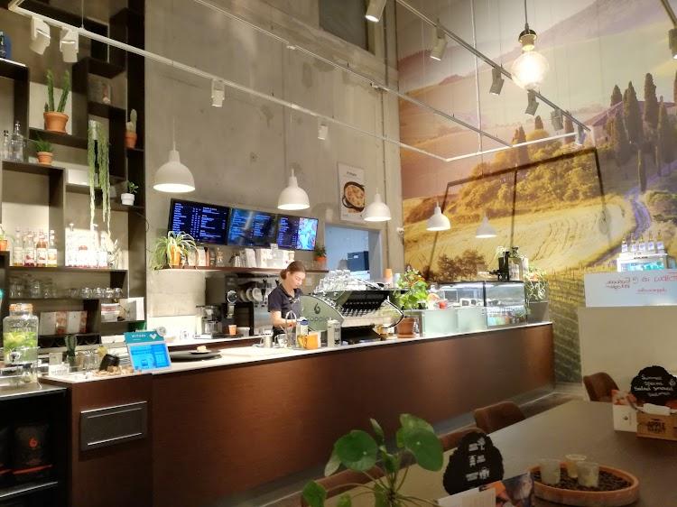 Doppio Espresso Amsterdam Zuidas Amsterdam