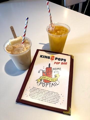 King of Pops Beach Bar
