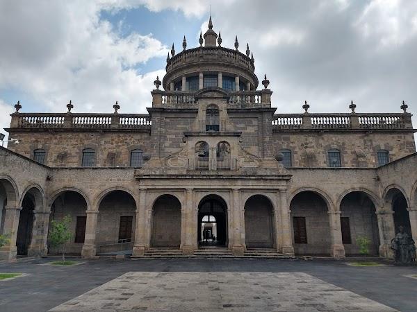 Popular tourist site Cultural Institute Cabañas in Guadalajara