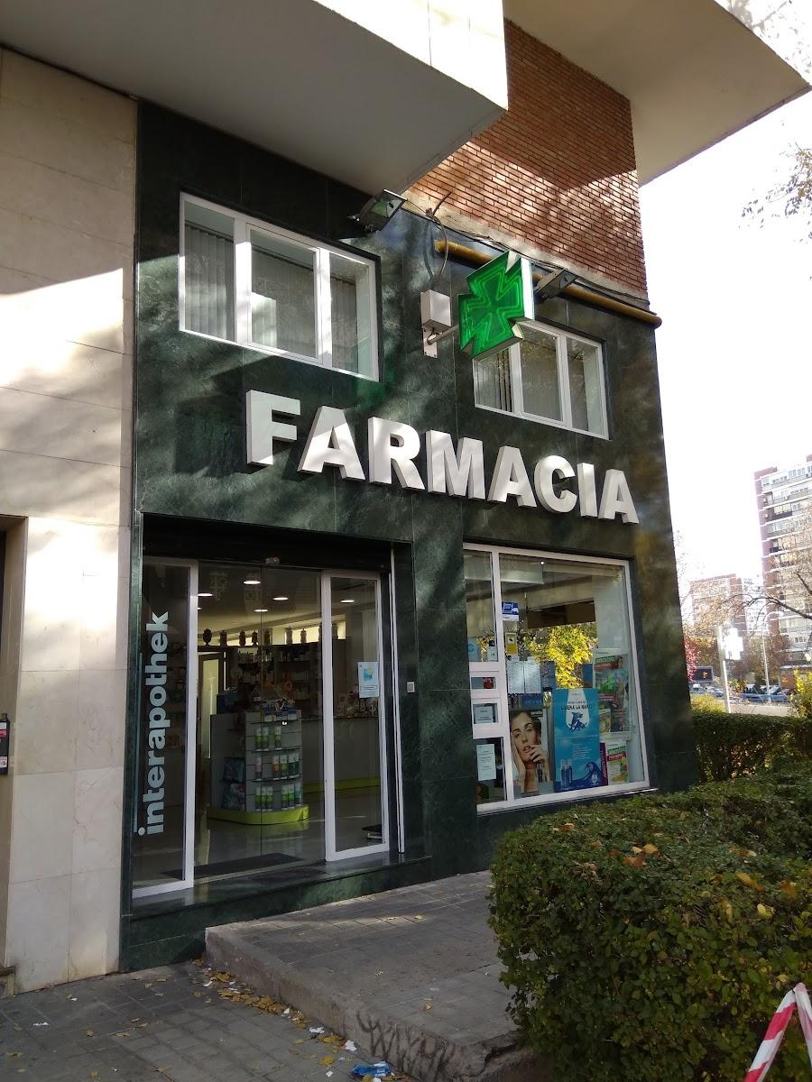 Foto farmacia Farmacia María Pilar Huerta Fernández