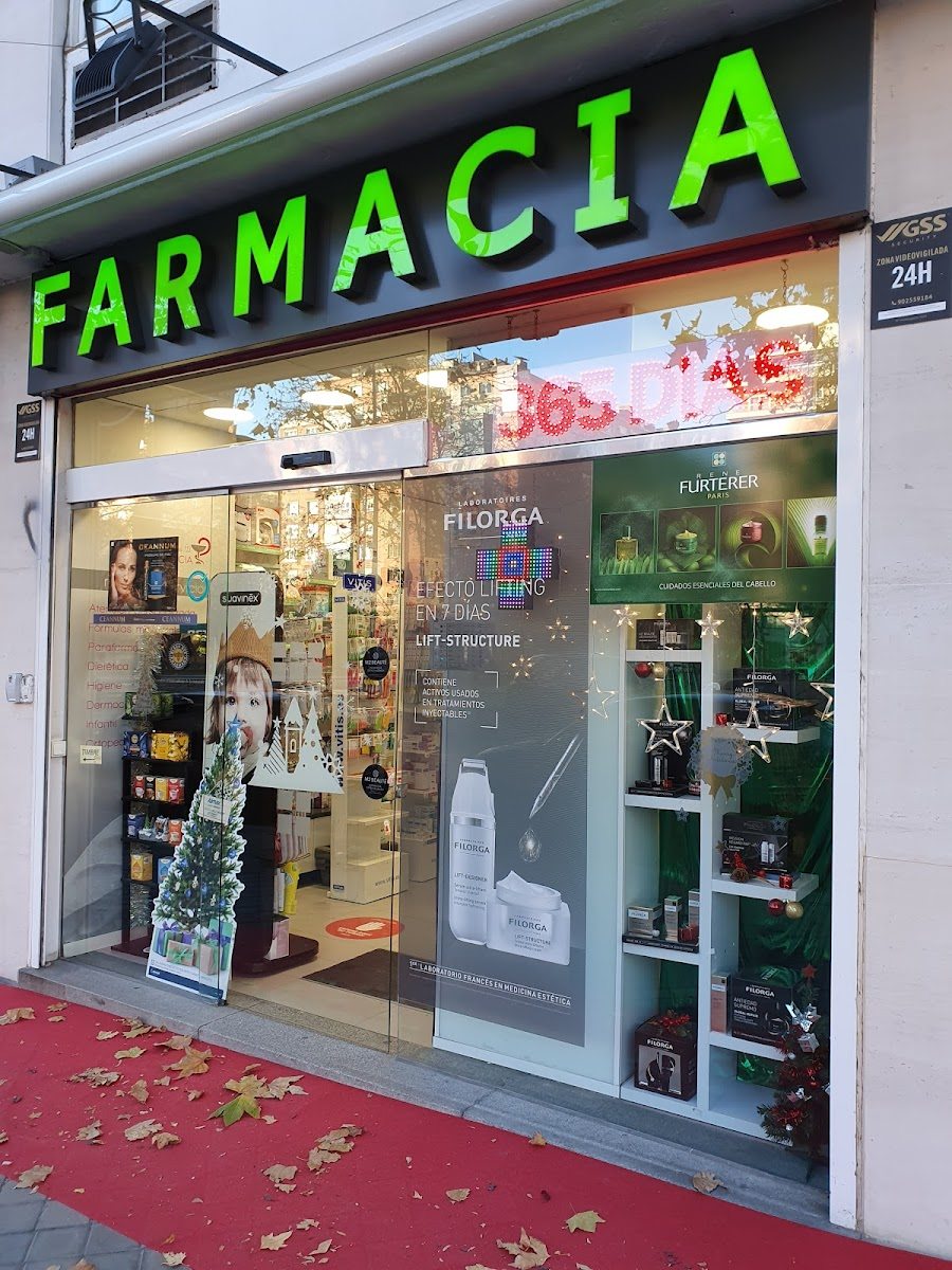 Foto farmacia Cascante Burgos Isabel