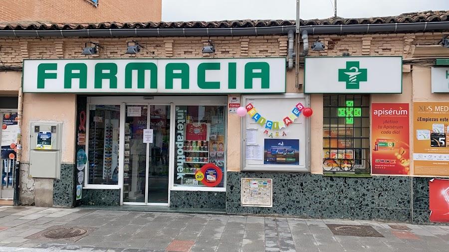 Foto farmacia María Soledad Fernández Diosdado