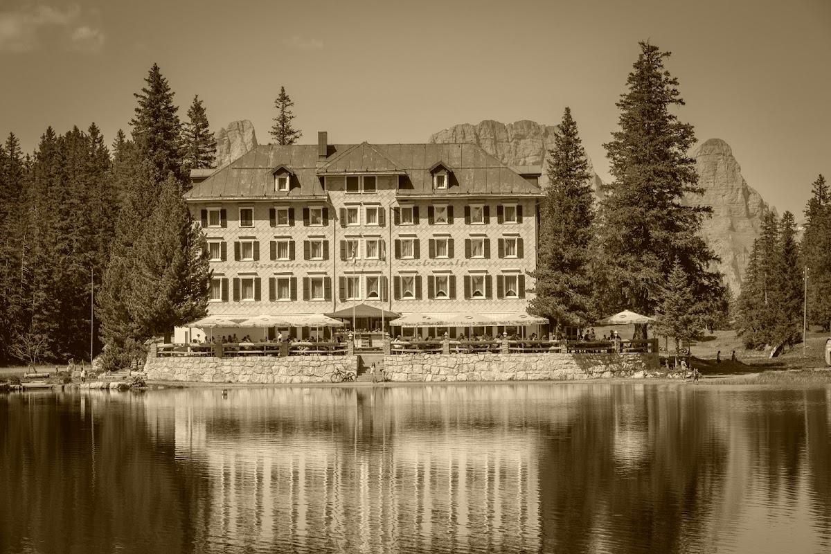 Berghotel Seebenalp