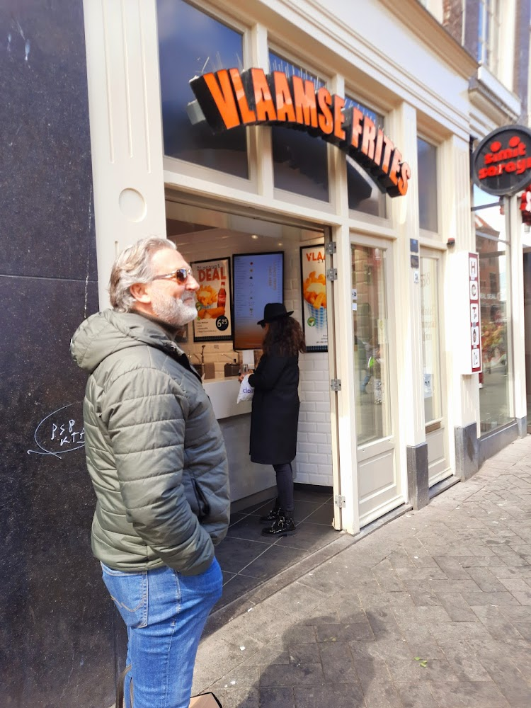 Vlaamse Frites Snackland Amsterdam