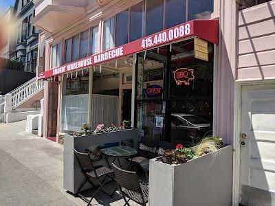 Smokin' Warehouse Barbecue - Sacramento Street Parking - Find Cheap Street Parking or Parking Garage near Smokin' Warehouse Barbecue - Sacramento Street | SpotAngels