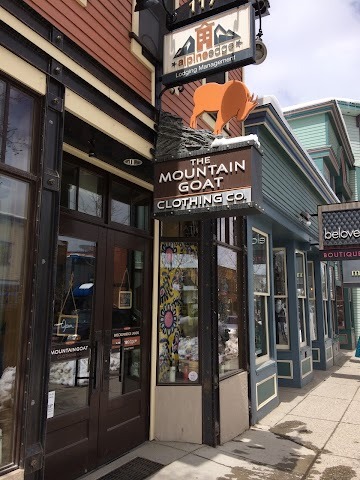Mountain Goat Clothing Co image