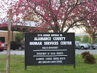 Alamance County Department Of Social Services