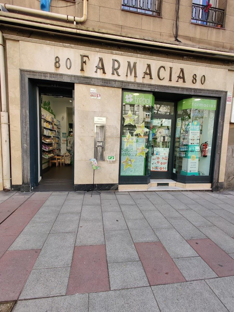 Foto farmacia Farmacia Trébol Conde de Peñalver
