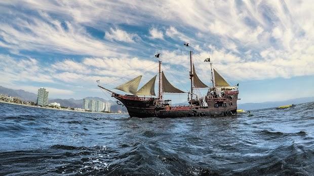 Pirate Ship Vallarta