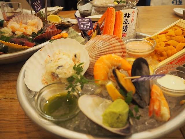 List item #uni Seafood image