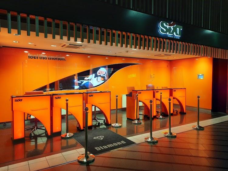 Sixt Autoverhuur Amsterdam Schiphol Luchthaven Schiphol