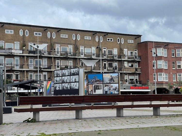 IJscuypje Mercatorplein Amsterdam