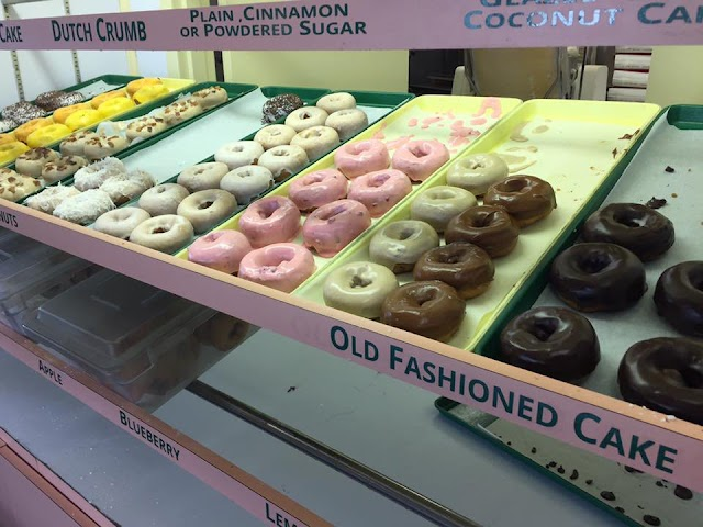 Donut Country banner backdrop
