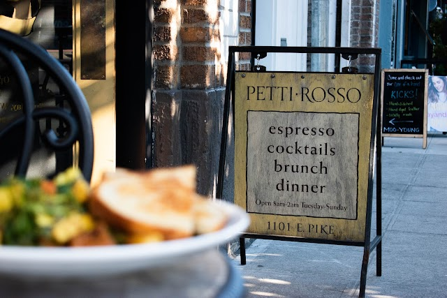 Pettirosso Seattle