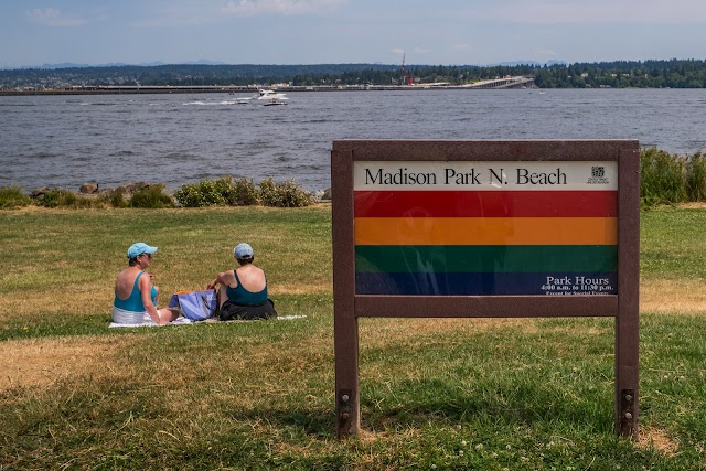 Madison Park North Beach
