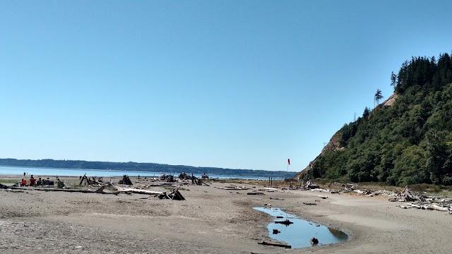 Double Bluff Beach image