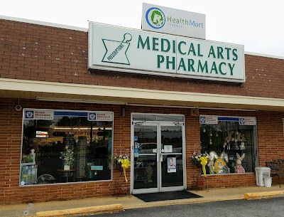 Willard's Medical Arts Pharmacy #1