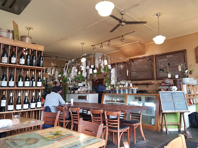 Volunteer Park Cafe