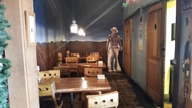 The Lost and Found Saloon