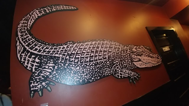 The Crocodile Back Bar
