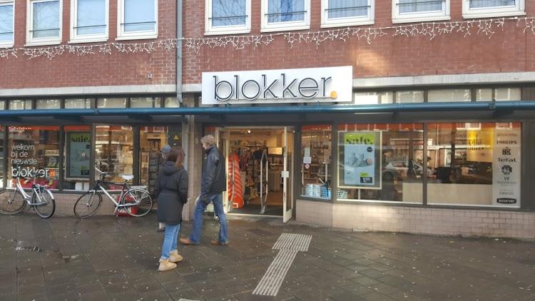 Blokker Jan van Galenstraat Amsterdam