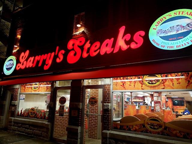 Larry's Steaks