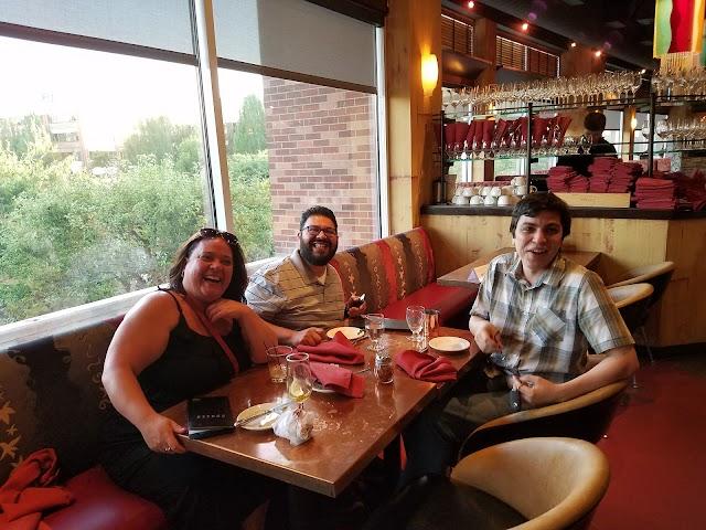 Spazzo Italian Restaurant & Wine Bar