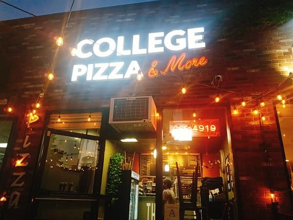 College Pizza