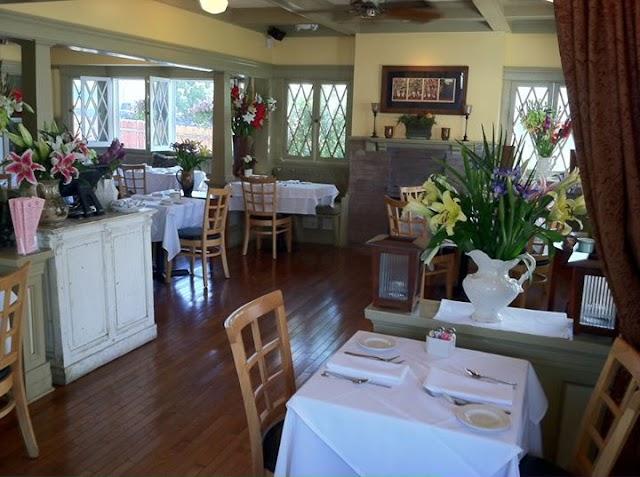 Off Vine Restaurant