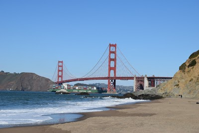 Baker Beach Parking - Find Cheap Street Parking or Parking Garage near Baker Beach | SpotAngels